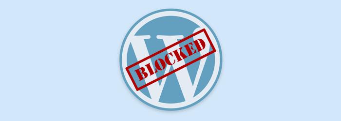 WordPress.com Blocked and Then Unblocked in Pakistan